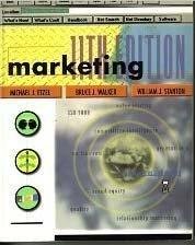 Marketing (Mcgraw Hill Series in Marketing) by Michael J. Etzel (1996-08-01)