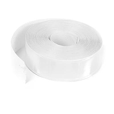 Reflektierendes Band Scotchlite Reflexwerte Streifen zum Aufnähen 10m x 2,5 cm