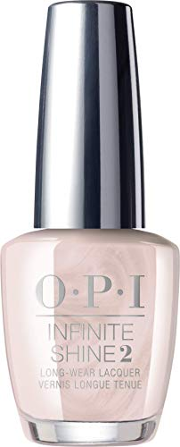 OPI Infinite Shine Nagellack, Always bare for you Sheer Collection, 15 ml, ISLSH3 - Chiffon-d of You - Pink-nail-strengthener