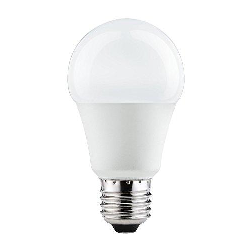 10 x Paulmann LED Leuchtmittel Birnenform 6,5W = 40W E27 matt Warmweiß 2700K