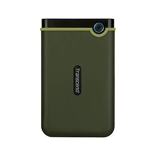 Transcend StoreJet 25M3G - Disco duro externo 1 TB