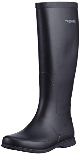 Tretorn Lisa, Stivali di Gomma Donna Nero (Black)