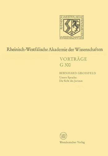 Rheinisch-Westfälische Akademie der Wissenschaften: Geisteswissenschaften Vorträge · G 300