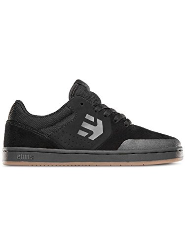 Etnies Kids Marana - Chaussures de Skateboard - Mixte Enfant Black Black