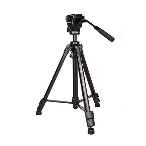 BCYNZH SLR Kamera Stativ hydraulische Dämpfung professionelle Kamera Nikon Canon Sony Fotografie Stativ Live Film DV Video Cloud Desk Mobile Micro Single Portable Stand (Sony Portable Video-kamera)