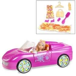 Mattel m3844 poup e polly pocket voiture piscine for Polly pocket piscine
