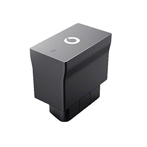 V-Auto by Vodafone GPS + Mobilfunk-Tracker für Ihr Auto, Diebstahlschutz, Aufzeichnung und Bewertung der Fahrten über die OBD-Schnittstelle -
