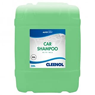 20 Litres - Vehicle Super Wash & Wax CLEENOL Car Shampoo. PBS Medicare Best Price Auto Cleen Car Shampoo - is a neutral car wax shampoo with an exceptionally high degree of cleaning power. Leaves vehicles with a deep, lustrous finish.
