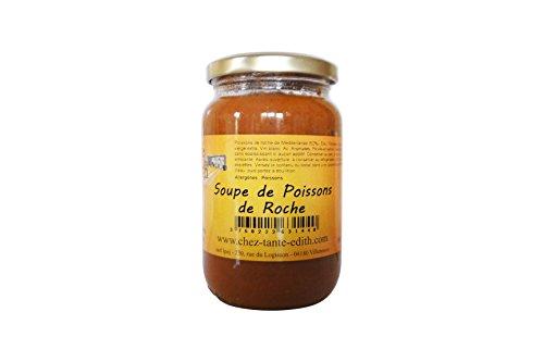 Soupe de Poissons de Roche de Méditerranée