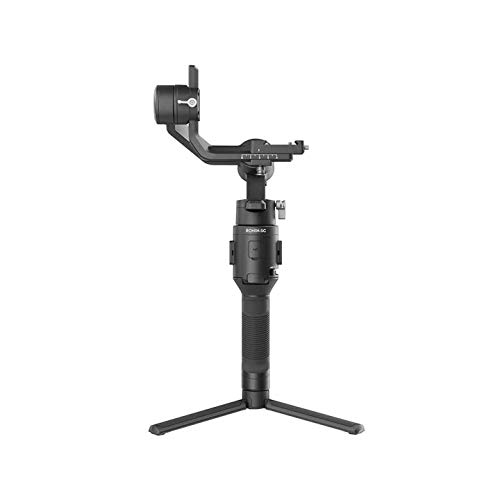 DJI Ronin-SC Pro Combo Stabilizer 3-Axis Gimbal for Mirrorless Camera Handheld Stabiliser Compatible with Sony Panasonic Lumix Nikon Canon, up to 2kg payload