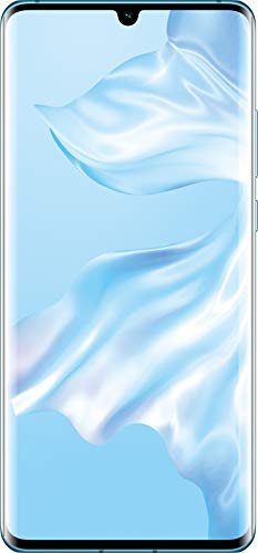 Huawei P30 Pro 8 GB RAM + 128 GB, Stunning 6.47 Inch OLED Display, Android.TM 9.0 Pie, EMUI 9.1.0 Sim-Free Smartphone, Dual SIM, Breathing Crystal, UK Version Best Price and Cheapest