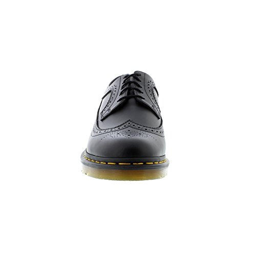 Dr. Martens 3989 Felix Rub Off Damen Brogue Schnürhalbschuhe Black
