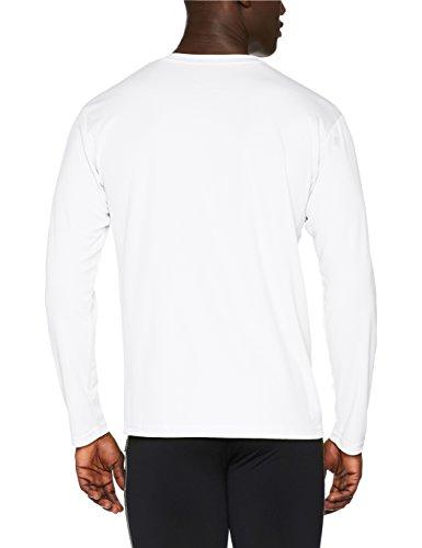 SPIRO Mens Quick Dry Shirt Weiß