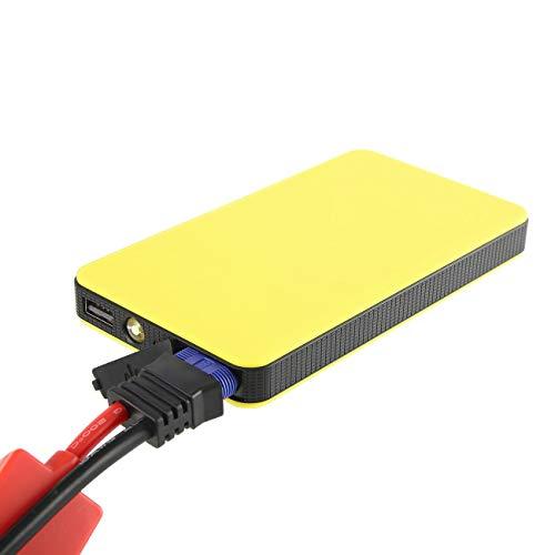 Jiobapiongxin BLY-01 Tragbarer 12V 30000mAh Multi-Funktions-Auto-Jump Starter-Notstrom-Bank LED-Beleuchtung für Digitale Geräte Lade JBP-X (Jump Starter 30000mah)