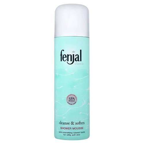 Fenjal Luxury Shower Mousse 200ml