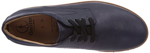 Ganter GREGOR, Weite G, Derbies à lacets homme Multicolore - Mehrfarbig (navy 3100)