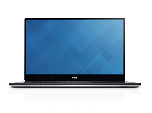 "DELL XPS 9560 Computer portatile, 15.6"" Full HD, 2.8GHz(3,8GHz Turbo) i7-7700HQ, 8GB RAM, 256 GB SSD, GeForce GTX 1050 4GB, Nero/Argento"