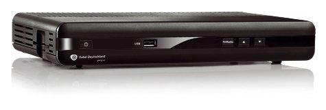 Sagemcom Kabel Deutschland Receiver DCI85HD KD