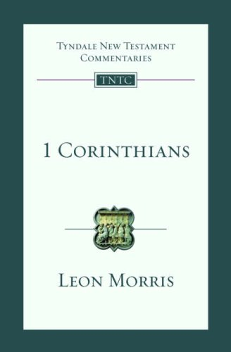 1 Corinthians: An Introduction and Survey (Tyndale New Testament Commentaries)