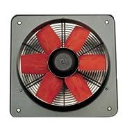 Vortice E354M 4 poli, 1 fase 355 mm a bassa pressione Ventilatore assiale