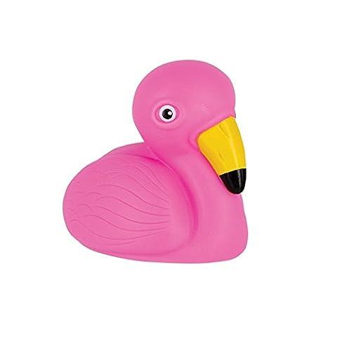 Flashpoint 556077 Bade Ente im Flamingo-Design