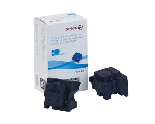 8700 Festtinte (XEROX XFX ColorQube cyan ColorQube 8700/8900 Standardkapazität 4.200 Seiten 2 sticks)