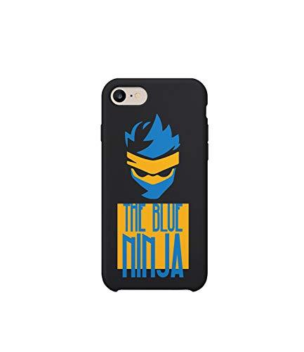 The Blue Ninja Ninja Gamer_A0365 Case For Samsung S8 Estuche para Funda de Teléfono De Carcasa Casco Case Cover Compatible with Samsung S8 8