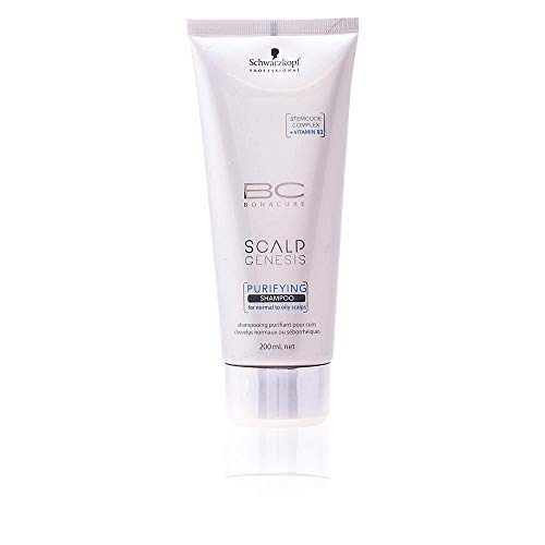Schwarzkopf Professional BC Scalp Genesis Purifying Shampoo, 1er Pack (1 x 1 l)