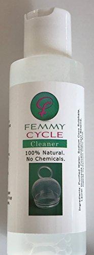 FemmyCycle Limpiadores menstruales de copa