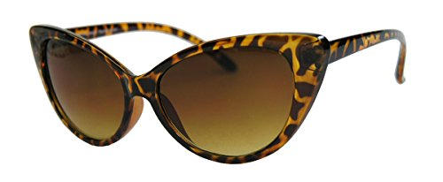 50er 60er Jahre Damen Retro Sonnenbrille Cat Eye Katzenaugen Rockabilly Modell FARBWAHL KE...