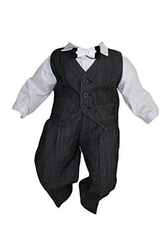 Costume de Baptême Enfants Kind Baptême Costume Costume de Mariage Costume  Festif, 4tlg, K11g f4de73330b8