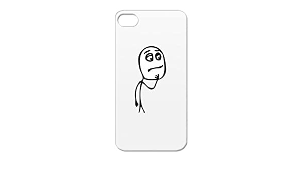 Image of: Can Judge Conflicting Emotions Meme White For Iphone 4s Rage Funny Shirt Face Cartoon Comic Funny Shirt Facebook Cartoon Conflicting Case Amazoncouk Amazon Uk Conflicting Emotions Meme White For Iphone 4s Rage Funny Shirt