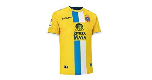 KELME - Camiseta 3ª Equipacion 18/19 R.c.d Espanyol