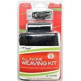 Weaving net Kit (Includes hair net sheet,thread needle and 2 x hair clips)