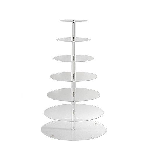 mvpower-7-niveles-bandeja-de-la-torta-soporte-para-pasteles-bodas-pastel-de-soporte-soporte-de-la-ma