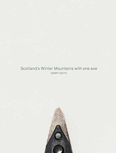 Edge Axe (Scotland's Winter Mountains with one axe)