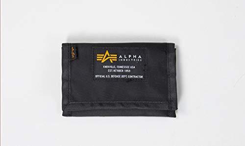 Alpha Industries Crew Brieftasche