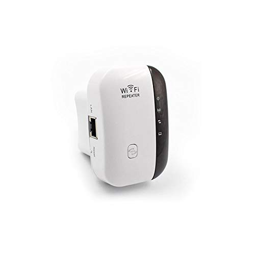 WWAVC WiFi-Repeater 300M / Wireless Ap/SignalverstäRker Range Extender Ethernet-Port Ethernet-Eingang