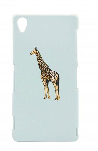 Smartphone Case stolze Giraffe Madagascar giungla selvaggia Africa per APPLE IPHONE 4/4S, 5/5S, 5C, 6/6S, 7& Samsung Galaxy S4, S5, S6, S6Edge, S7, S7Edge Huawei HTC-Divertimento