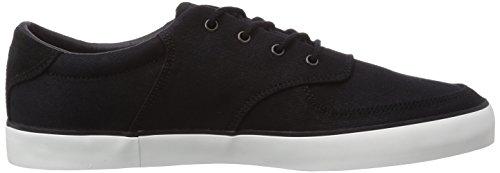 Lacoste GLENDON 11 SRM Herren Sneakers Schwarz (BLACK 024)