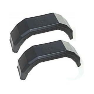 leisure MART Kotflügelpaar für Anhänger, 20,3cm, Kunststoff, Teilenummer: LMX1654.
