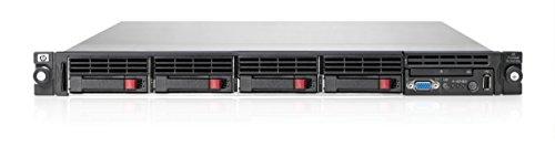 HP Proliant DL 360 G6 Server | 1 x Intel Xeon Quad Core E5520 @ 2,27 GHz | 12GB RAM | 1 x 146GB 2,5 Zoll SAS HDD | ohne DVD-Laufwerk | ohne Betriebssystem (Zertifiziert und Generalüberholt)