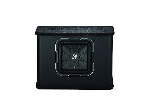 KICKER 41DL7122 Q-Class L7 Dual-Bassreflexbox Schwarz Kicker L7