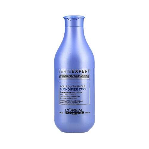L\'Oréal Professionnel Serie Expert Blondifier Cool Shampoo, 300 ml