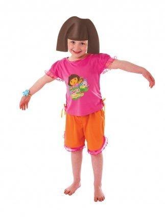 Christys: Dora The Explorer Costume Age 3-5 Years by (Kostüm The Explorer Kinder Dora)