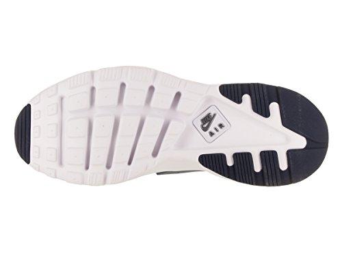 Nike Herren Air Huarache Run Ultra Laufschuhe, Schwarz/Weiß Grau (Cool Grey/wolf Grey-obsidian-solar Red White)