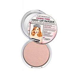 TheBalm Cindy-Lou Manizer Highlighter, Shadow & Shimmer - Pink - 8. 5gm