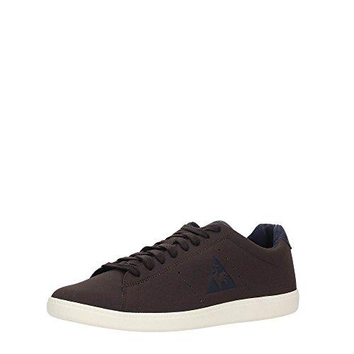 Le coq sportif 1620163 Sneakers Herren Leder REGLISSE/DRESS BLUE