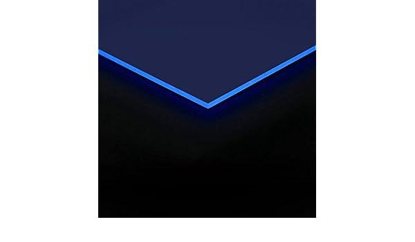 3mm XT Acryl-Zuschnitt//Plexiglas-Platte transparent 110 x 25 cm