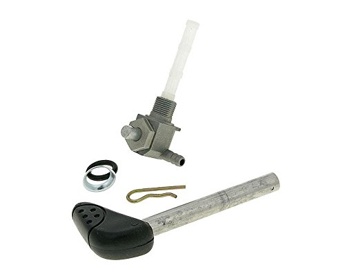 Robinet d'essence pour réservoir en métal pour PEUGEOT Splinter 50cc, SV, Zenith, SACHS Limbo